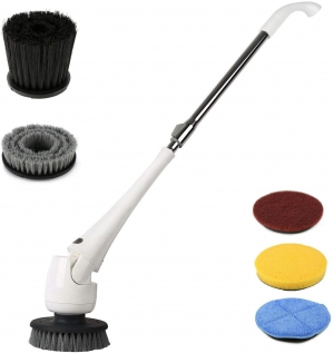 MULTI-FUNCTIONAL CORDLESS POWER SCRUBBER